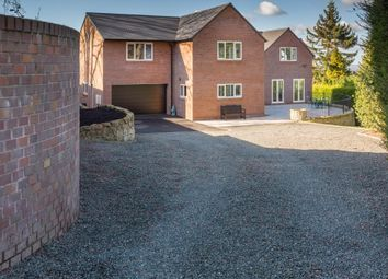 Thumbnail 4 bedroom detached house for sale in Ercall Lane, Wellington, Telford, Shropshire