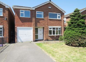 Thumbnail 4 bed detached house for sale in Nesfield Close, Alvaston, Derby
