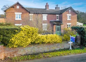 Thumbnail 3 bed property for sale in Moddershall, Stone
