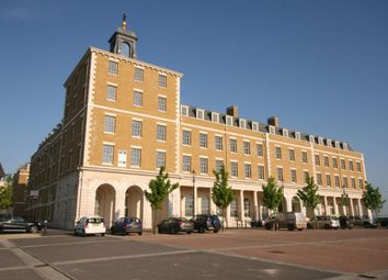 Thumbnail 1 bed flat to rent in Kings Point House, Queen Mother Sq, Poundbury, Dorchester