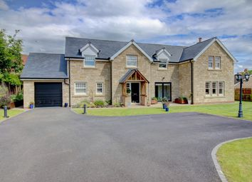 Thumbnail 4 bed detached house for sale in Guilden Road, Warkworth, Morpeth