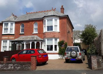 Thumbnail 3 bed semi-detached house for sale in Croft Road, Holsworthy