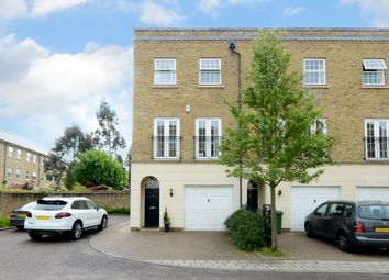 Thumbnail 4 bed end terrace house for sale in Chadwick Place, St James Park, Surbiton