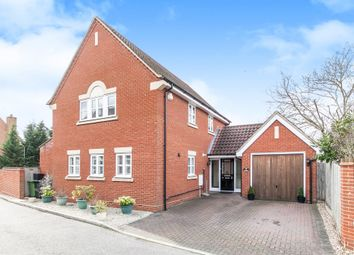 Thumbnail 4 bed detached house for sale in The Orchard, Heybridge, Maldon