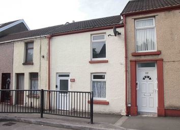 Thumbnail 2 bed terraced house to rent in Clase Road, Swansea, West Glamorgan