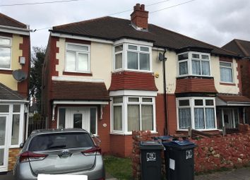 Thumbnail 3 bed semi-detached house for sale in Morley Road, Ward End, Birmingham