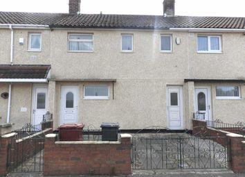 Thumbnail 3 bed terraced house for sale in Cleadon Road, Kirkby, Liverpool
