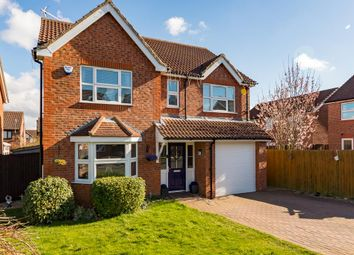 Thumbnail 4 bed property for sale in Oak Drive, Messingham, Scunthorpe