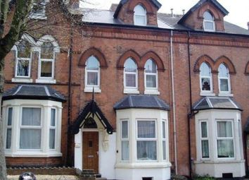 Thumbnail 1 bed flat to rent in Stanmore Road, Edgbaston