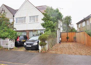 Thumbnail 3 bed maisonette for sale in Herbert Road, Bexleyheath