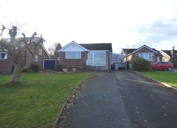 Thumbnail 3 bed bungalow to rent in Ashwood Road, Disley, Stockport