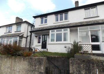 Thumbnail 3 bed end terrace house for sale in Priory Park Road, Launceston, Cornwall