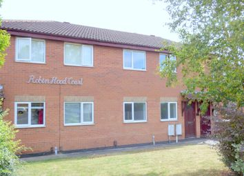 Thumbnail 2 bed flat to rent in Robin Hood Court, Covert Close, Nottingham