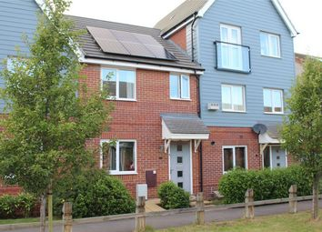 Thumbnail 3 bed terraced house for sale in Vickers Way, Upper Cambourne, Cambourne, Cambridge