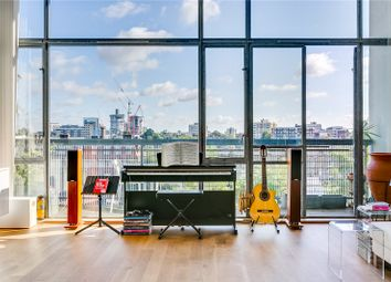 Thumbnail 2 bed flat for sale in Union Wharf, 23 Wenlock Road, London