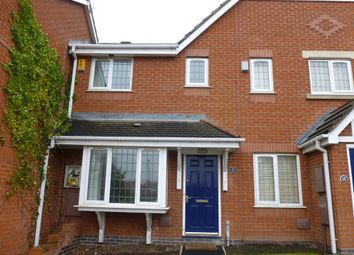 Thumbnail 3 bed terraced house to rent in Chiddlingford Court, Somerset Avenue, Blackpool