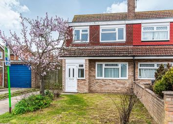 Thumbnail 3 bed semi-detached house to rent in Northwood Road, Broadstairs