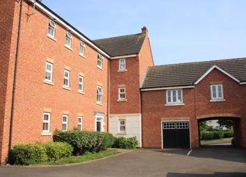 Thumbnail 2 bedroom flat to rent in Pitchcombe Close, Redditch