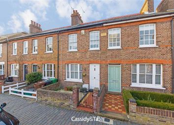 Thumbnail 2 bed terraced house for sale in Culver Road, St Albans, Hertfordshire
