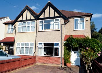 Thumbnail 4 bed semi-detached house for sale in Dysart Avenue, Ham/North Kingston