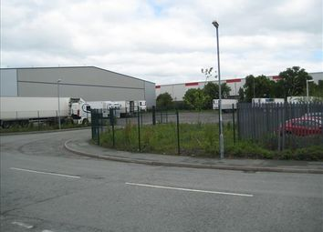 Thumbnail Land to let in Weston Gate, Savoy Road, Crewe, Cheshire