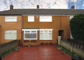 Thumbnail 2 bed terraced house for sale in Woodchurch Lane, Ellesmere Port