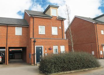 Thumbnail 4 bed link-detached house for sale in Edge Street, Aylesbury
