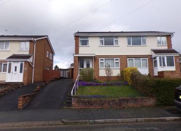3 bed semi-detached house for sale in Mountain View Avenue, Mynydd Isa, Mold, Flintshire CH7