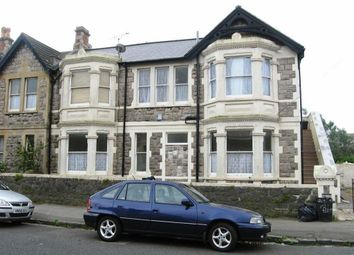 Thumbnail 2 bed flat to rent in Clifton Road, Weston-Super-Mare