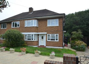 Thumbnail 2 bed flat for sale in Cheston Avenue, Shirley, Croydon, Surrey
