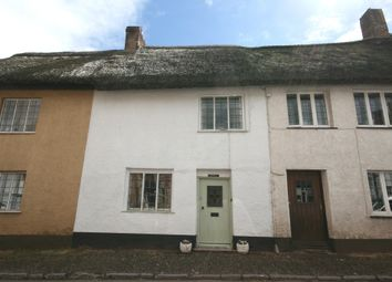 Thumbnail 2 bed terraced house for sale in Bullen Street, Thorverton, Exeter