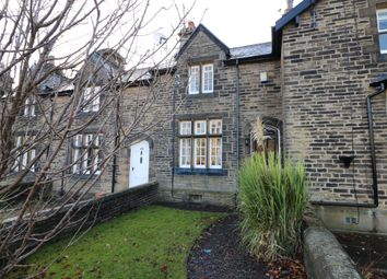 Thumbnail 2 bed cottage for sale in Wakefield Road, Lightcliffe, Halifax