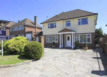 Thumbnail 4 bed detached house for sale in Highfield Drive, Ickenham