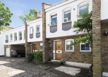 Thumbnail 2 bedroom mews house for sale in Old Brewery Mews, Hampstead Village, London