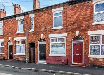 Thumbnail 2 bedroom terraced house for sale in Stopford Street, Stockport