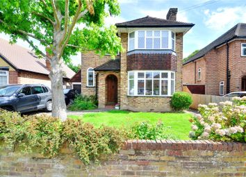 Thumbnail 3 bed detached house for sale in Hamilton Road, Uxbridge, Middlesex
