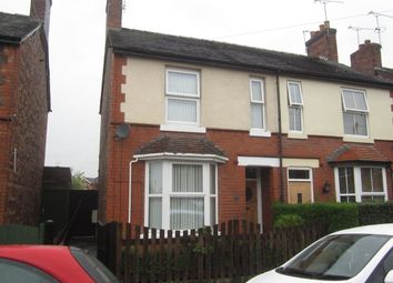 Thumbnail 3 bed semi-detached house for sale in St. Andrews Avenue, Crewe