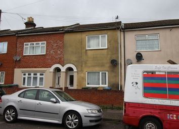 Thumbnail 3 bed terraced house for sale in Argyle Road, Southampton
