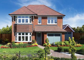 Thumbnail 4 bed detached house for sale in Plot 134 & 142 The Oxford, St Andrew's Road, Warminster