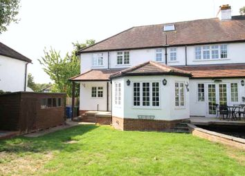 Thumbnail 4 bedroom semi-detached house to rent in The Close, Ascot