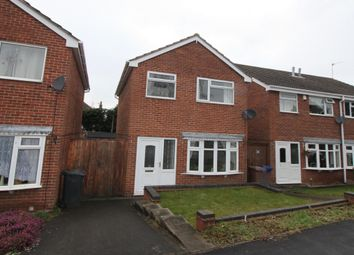Thumbnail 3 bed detached house to rent in Meadow Close, Draycott