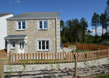 Thumbnail 4 bed detached house to rent in Wall Road, Gwinear, Hayle, Cornwall