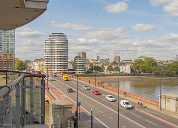 Thumbnail 2 bed flat for sale in Bridge House, St George Wharf, Vauxhall, London