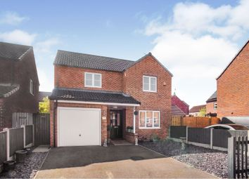 Thumbnail 3 bed detached house for sale in Raven's View, Witham St Hughs