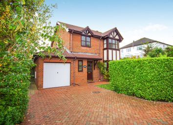 Thumbnail 4 bed detached house for sale in Criccieth Close, Llandudno