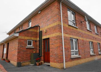 Thumbnail 3 bedroom town house for sale in Rossorry Court, Enniskillen