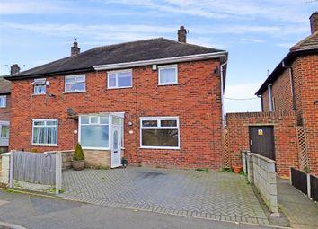 Thumbnail 3 bed semi-detached house for sale in Ashwood, Longton, Stoke-On-Trent