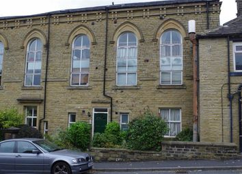 Thumbnail 2 bed flat for sale in Albany View, Holywell Green, Halifax