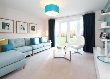 """Thumbnail 3 bedroom detached house for sale in """"The Ingleton - Plot 131"""" at Chartley Close, Stafford"""