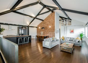 Thumbnail 3 bed flat to rent in Glentham Cottages, Glentham Road, London